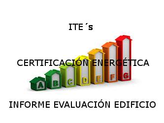 Normativa, Legislación y aplicaciones informáticas ITE´s, CEE e IEE